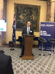 Leadership in Disruption Event at Australia House