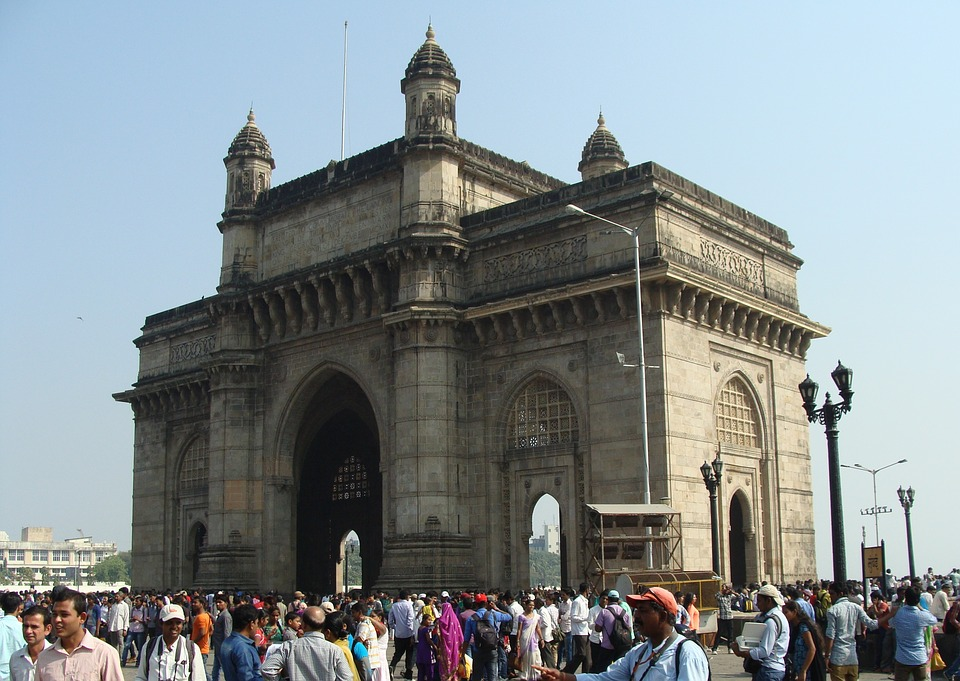 Gateway to India, established for King George V's visit to India in 1911.