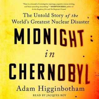 Midnight in Chernobyl book cover