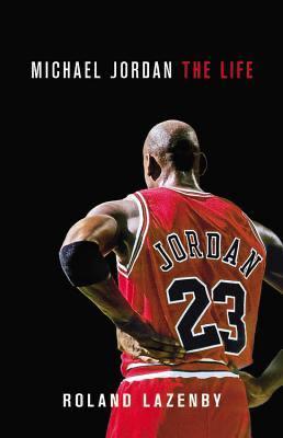 """""""Michael Jordan: The Life"""" book cover."""